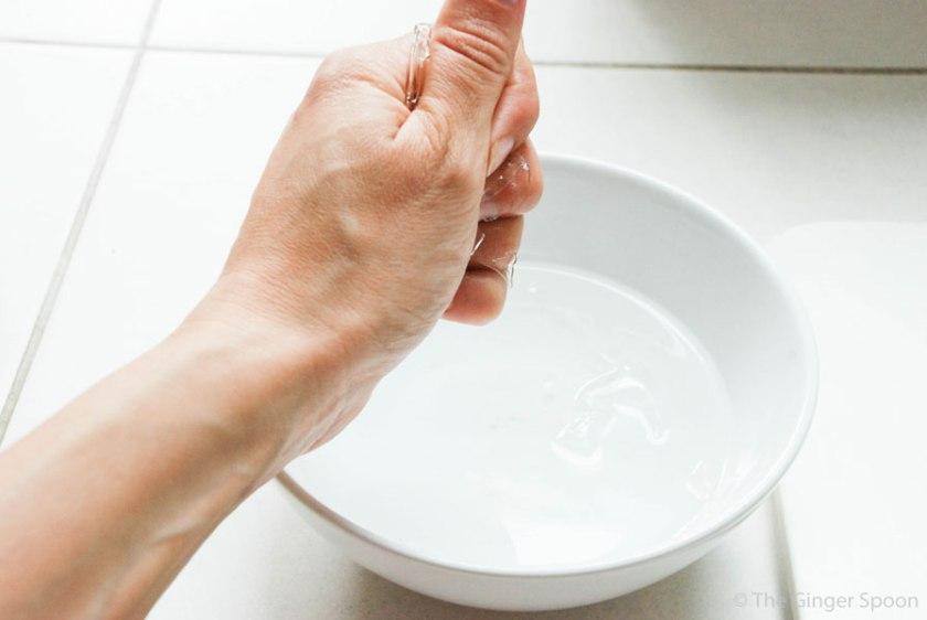 gelatinewater
